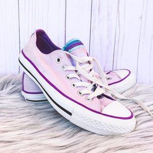 Converse Purple Sneakers Women's Size 7